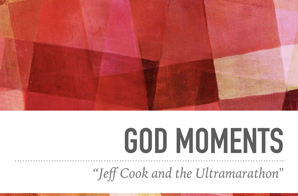 "A ""God Moment"" Shared by Jeff Cook"