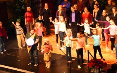 St. Michaels Children's Christmas Service